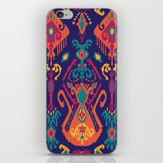 Cloud Tie Deep Ocean iPhone & iPod Skin