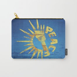 Moar Peace Carry-All Pouch