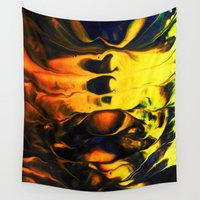 firefly Wall Tapestries featuring FIREFLY by ..........