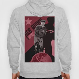 Lev Yashin - the greatest goalkeeper in the history of the game Hoody