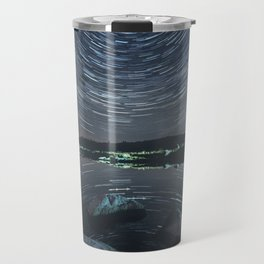 Mirrored Rotation Travel Mug