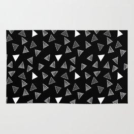 Geo Triangles Rug