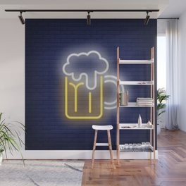 Cerveza Wall Mural