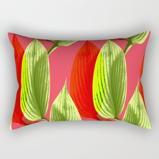 Turning Leaves Rectangular Pillow