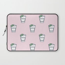 Strong Women Need Strong Drinks Laptop Sleeve