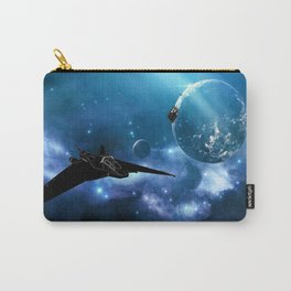 Ships in Space Carry-All Pouch