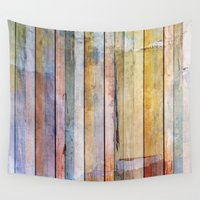 pastel Wall Tapestries featuring Pastel by Rafael&Arty
