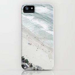 Surfers Paradise: Birds Eye View IV iPhone Case
