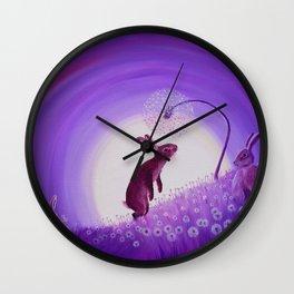 A Big Wish Wall Clock