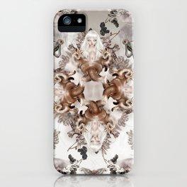 Animal Spirits: 1 iPhone Case