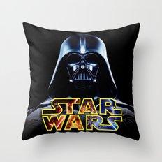 Hero Space Throw Pillow