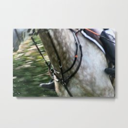 Guts and Speed Metal Print