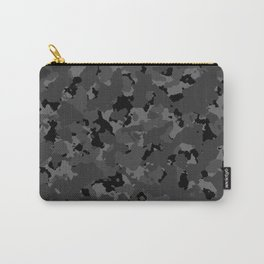 Black Camo Carry-All Pouch