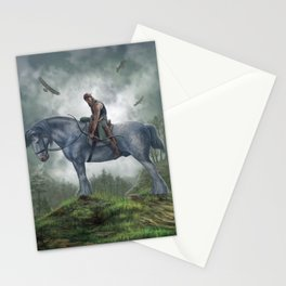 The Archer Stationery Cards