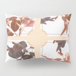 Art Deco Pastel Pillow Sham