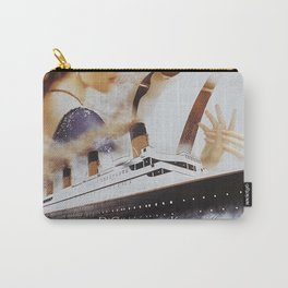 Sloth as Jack Dawson Carry-All Pouch