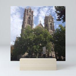 Cathedral of the Madeleine, Salt Lake City Mini Art Print