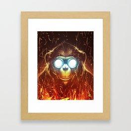 Monksmith II Framed Art Print