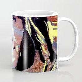 Tom Petty. legend. painting. print. Coffee Mug