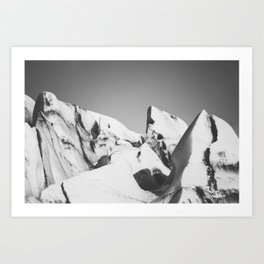Ice, Ice, Iceland - Landscape and Nature Photography Art Print