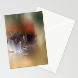 the different waterlily Stationery Cards