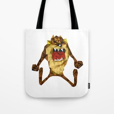 Devil Tote Bag