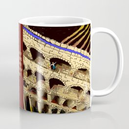 The Dreaded Aqueduct Coffee Mug