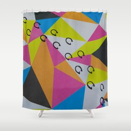 Trot Shower Curtain