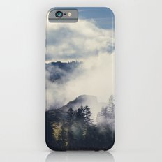 Mountain Clouds Slim Case iPhone 6s