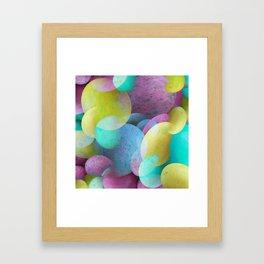 Blue Bayou Bismark Framed Art Print