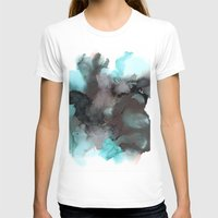 pool T-shirts featuring Pool by Amie Amyotte