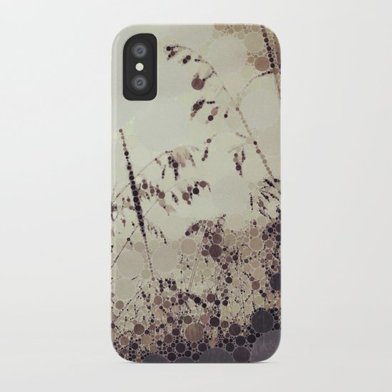 Whispers of Autumn iPhone Case