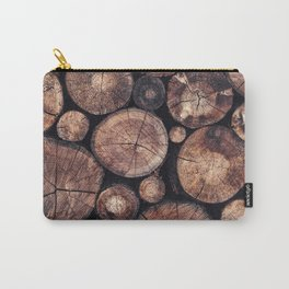 The Wood Holds Many Spirits Carry-All Pouch