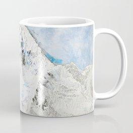 Mount Everest, Nepal Asia Coffee Mug