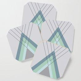 Iglu Mint Coaster