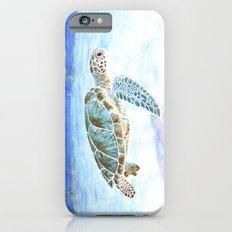 Sea turtle Slim Case iPhone 6