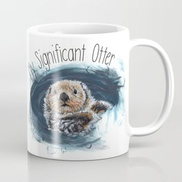 My Significant Otter - Partnership Love Coffee Mug