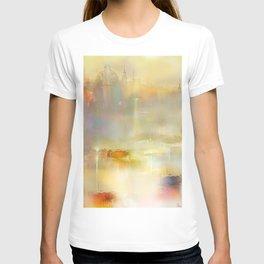 Mist on the Thames T-shirt