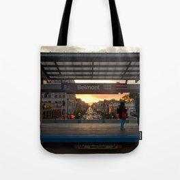 Belmont Tote Bag