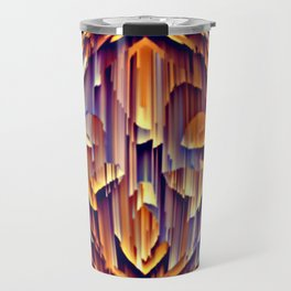 Sequential Baseline Mandala 12j Travel Mug