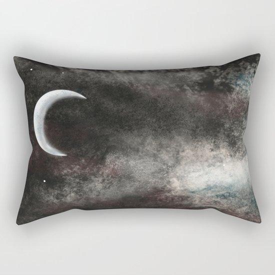 Dancing Under the Moonlight Rectangular Pillow