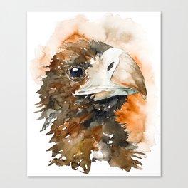 BIRD#5 Canvas Print