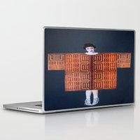 philosophy Laptop & iPad Skins featuring Philosophy of a Geisha by Kristina Haritonova