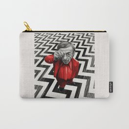 Homage to Twin Peaks - Fire walk with me Carry-All Pouch