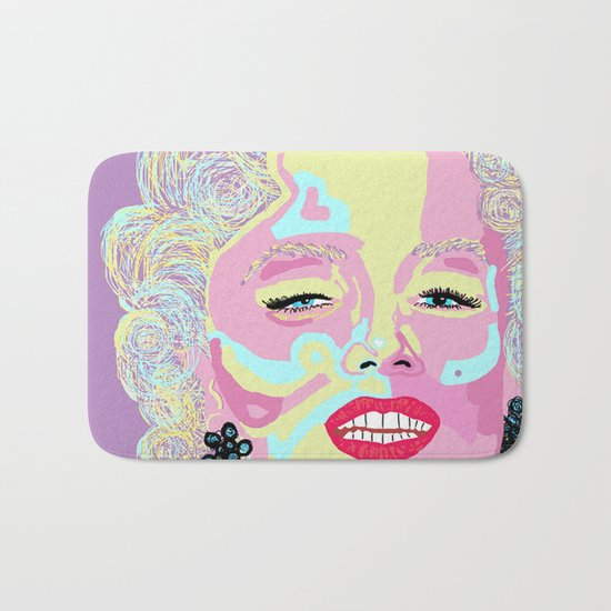 Marilyn M Bath Mat