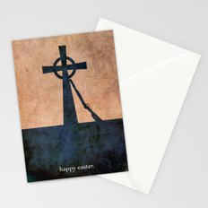EASTER 1916 - Irish | Vector | Abstract | Surrealism | retro | Vintage | Ireland | Dublin Stationery Cards