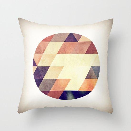 myx_fryme Throw Pillow
