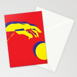 The creation of Adam I Stationery Cards