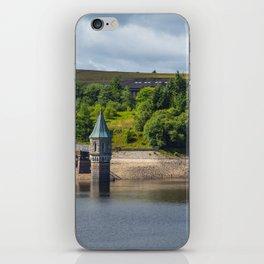 Pontsticill Reservoir August 2018 iPhone Skin