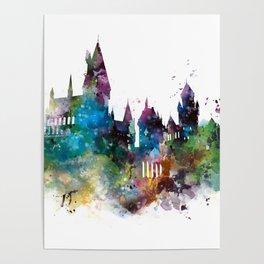 Hogwarts 2 Poster